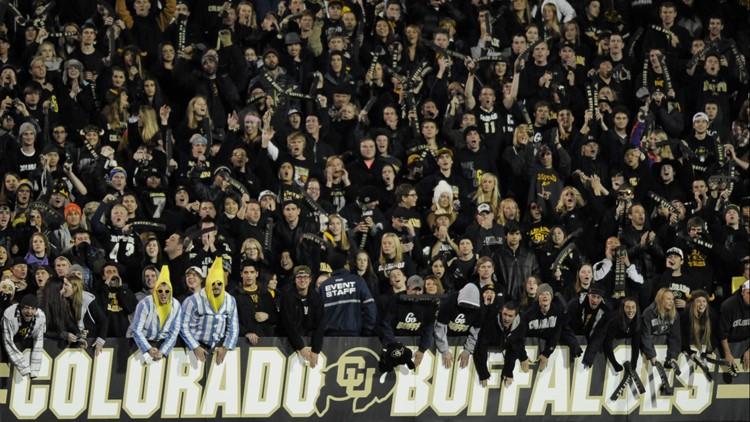 CU football games will be at full capacity this season
