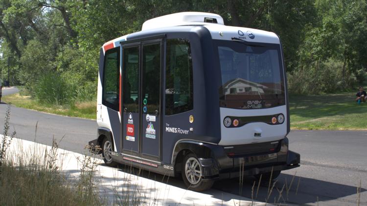 Nation's largest fleet of autonomous vehicles launches in Colorado