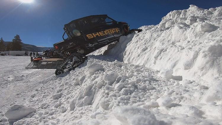 Summit County Sheriff's Office Rescue UTV