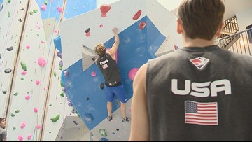 Olympic hopefuls competing in GoPro Mountain Games this weekend