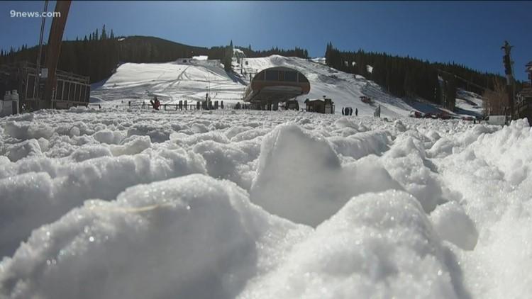 Breckenridge Ski Resort and Copper Mountain now open for ski season