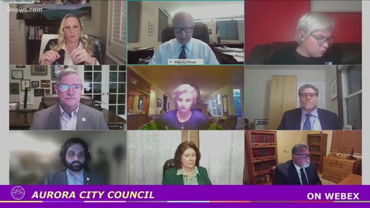 Aurora City Council reviews Elijah McClain independent investigation
