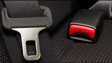 Poll: Do you always wear your seat belt in the backseat?