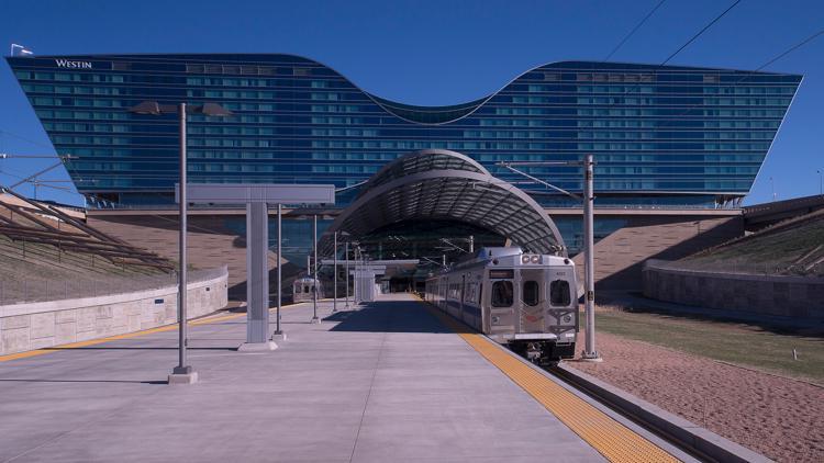 University of Colorado A Line