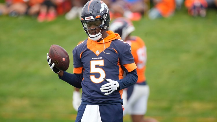 Bronco notes: Day 4 of camp was not Bridgewater's day
