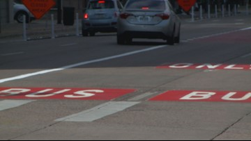 This is why Denver woke up to a 'bus-only' lane on 15th Street