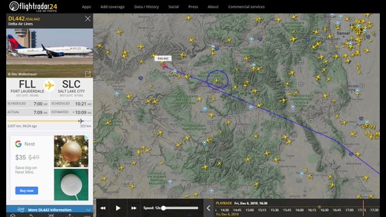 Delta Flight 442