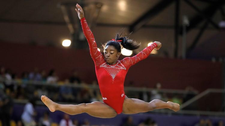 How to watch Simone Biles in balance beam finals