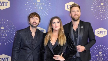 Lady Antebellum announces Fiddler's Green concert