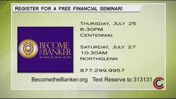 Become the Banker - July 15, 2019
