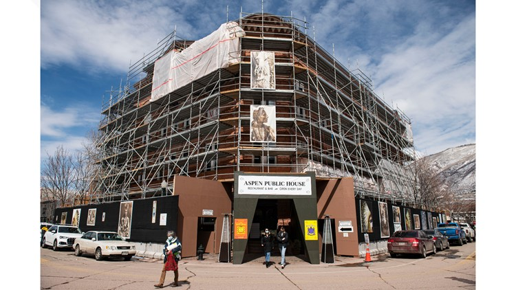 Saving the shell of Aspen's cultural history with $2M facelift to opera house