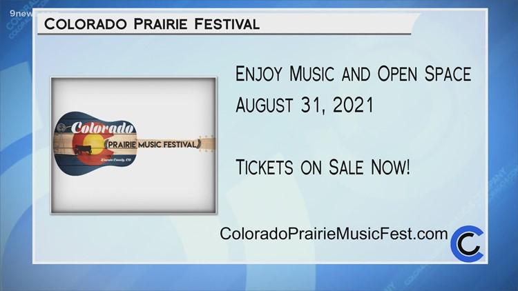 Colorado Prairie Music Fest - April 12, 2021