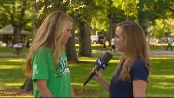 20th annual Donor Dash 5K run/walk at Washington Park
