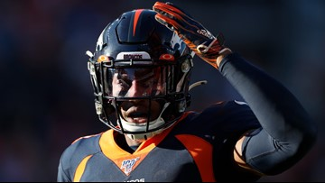 Broncos' Courtland Sutton named to Pro Bowl