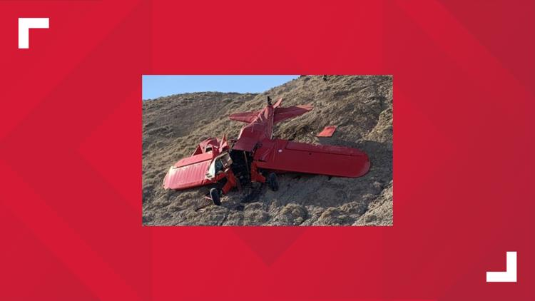 Pilot killed in small plane crash in western Colorado