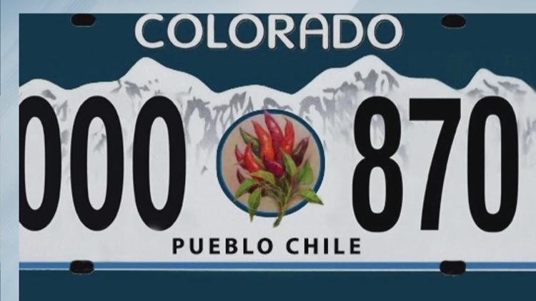 Random facts about Colorado license plates   9news com