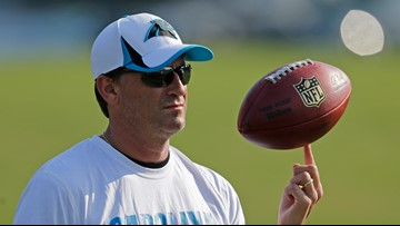 Mike Shula interviewing for Broncos QB coach position