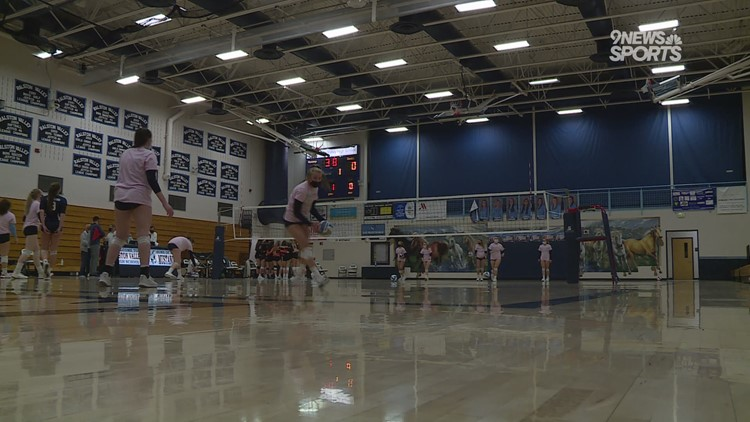 No. 11 Ralston Valley volleyball stays unbeaten with win over Lakewood