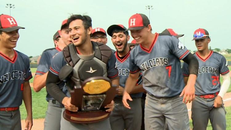 Holly edges Flatirons Academy to capture 1A baseball championship