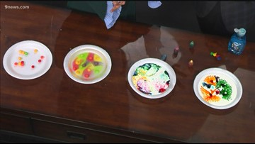 Kids home on break? Try these 9 easy science experiments
