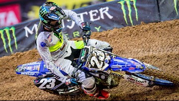 Monster Energy AMA Supercross coming to Broncos Stadium this weekend