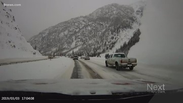CDOT's maintenance team asked for more money for snow removal