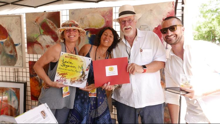 Summer Art Market denver