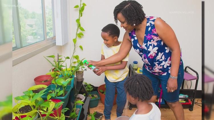 Warren Village helping single parents get a college degree