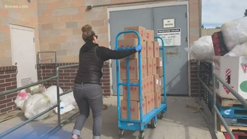 How a Denver-owned company is giving back while trying to stay afloat
