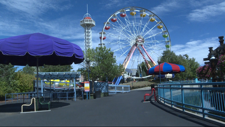 Elitch Gardens is hosting its first low sensory day