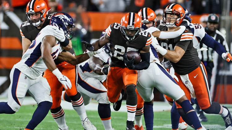 Broncos' slow start leads to 4th-straight loss, this time to injury-riddled Browns