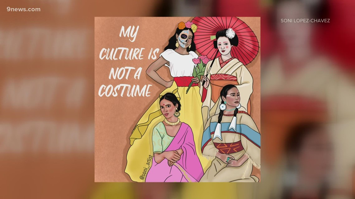 Culture is not a costume, Denver nonprofit shares ahead of Halloween