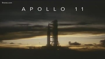 Apollo 11 Anniversary: 9NEWS coverage of the iconic moon landing