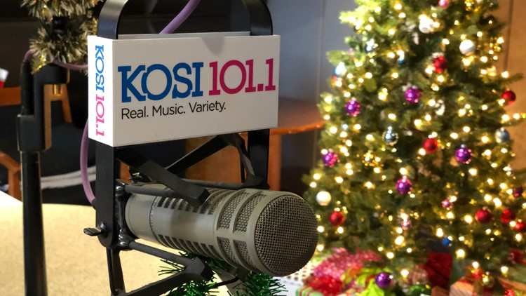 KOSI 101.1 hosting radiothon for Ronald McDonald House