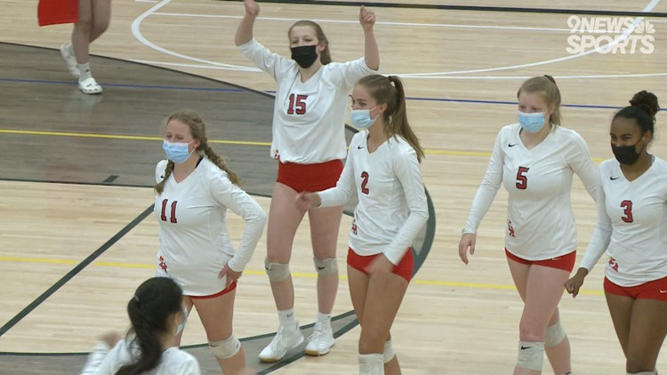 Denver East volleyball tops Northfield to extend win streak