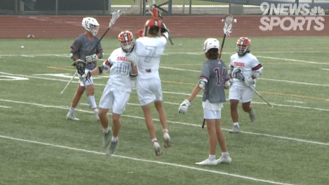 Erie rolls past Golden into 4A boys lacrosse semifinals