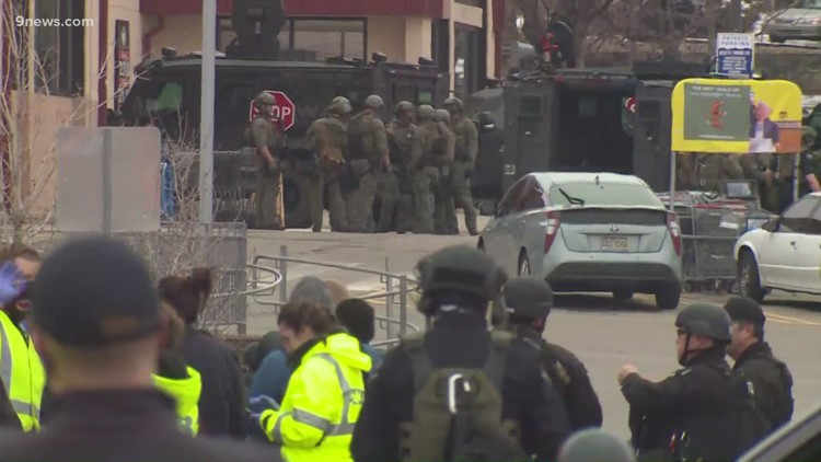 Boulder police officers didn't wait for backup to confront King Soopers shooter. That's exactly what modern police tactics teach