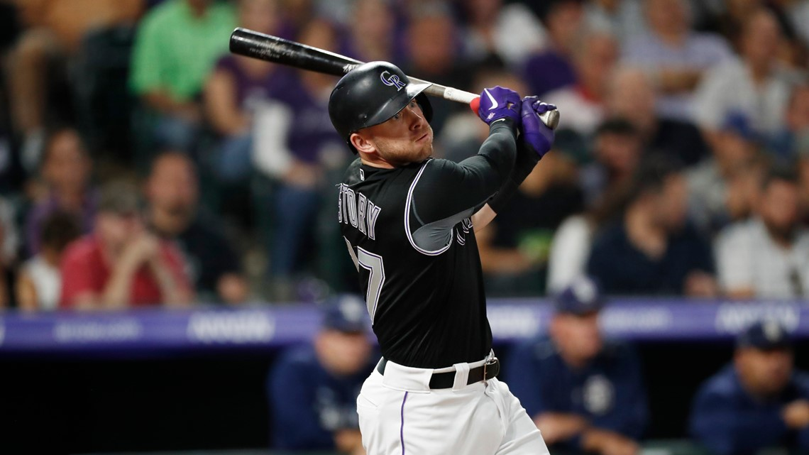 Rockies shortstop Trevor Story wins second consecutive Silver Slugger award