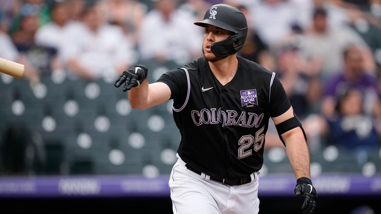 Cron's grand slam lifts Rockies over Brewers 7-3