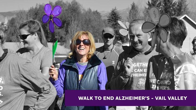 ‎Walk to End Alzheimer's - Vail Valley Eagle