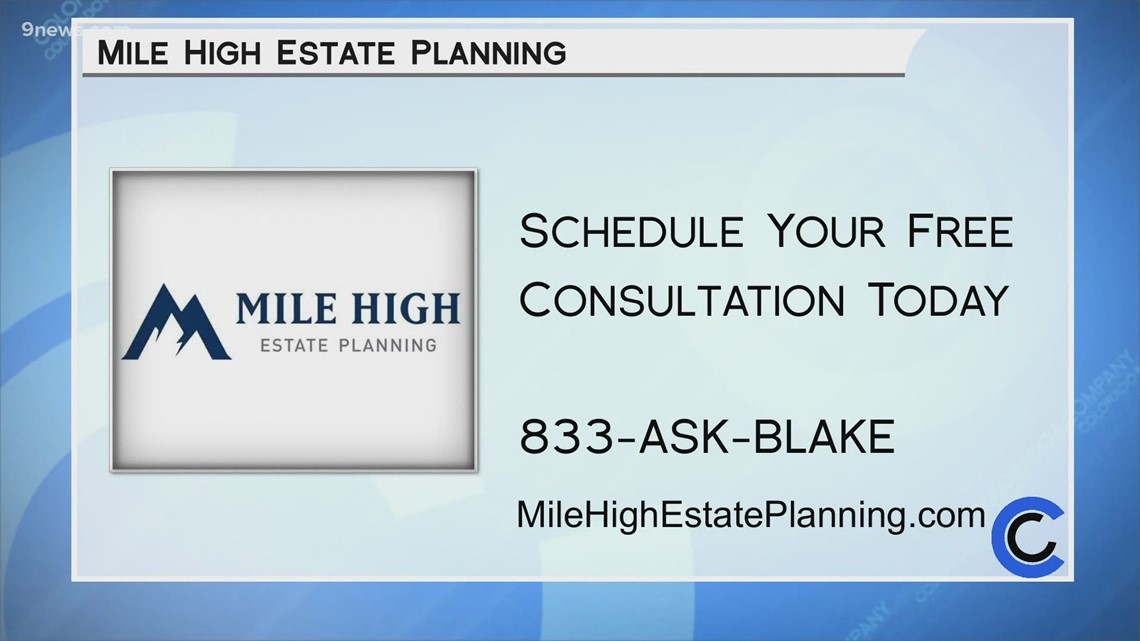 Mile High Estate Planning - May 5, 2021