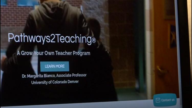 'Grow Your Own' program addresses teacher diversity gap