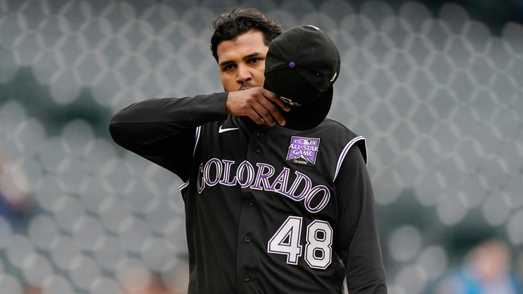 Rockies blasted by Giants in Game 1 of doubleheader, give up 10 first inning runs