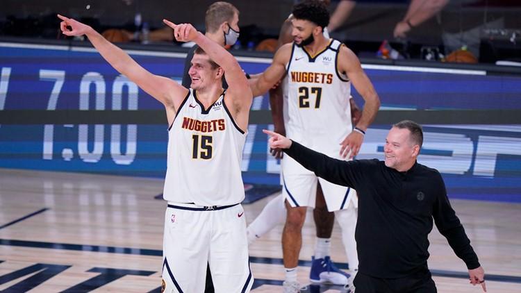Denver Nuggets 2021-22 schedule released