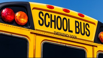 21 DPS students aboard bus involved in crash