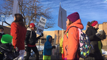 Denver teacher strike: Day 4