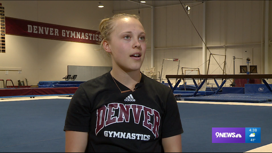 DU gymnastics believes UCLA gymnast Ohashi's perfect routine was great for the sport