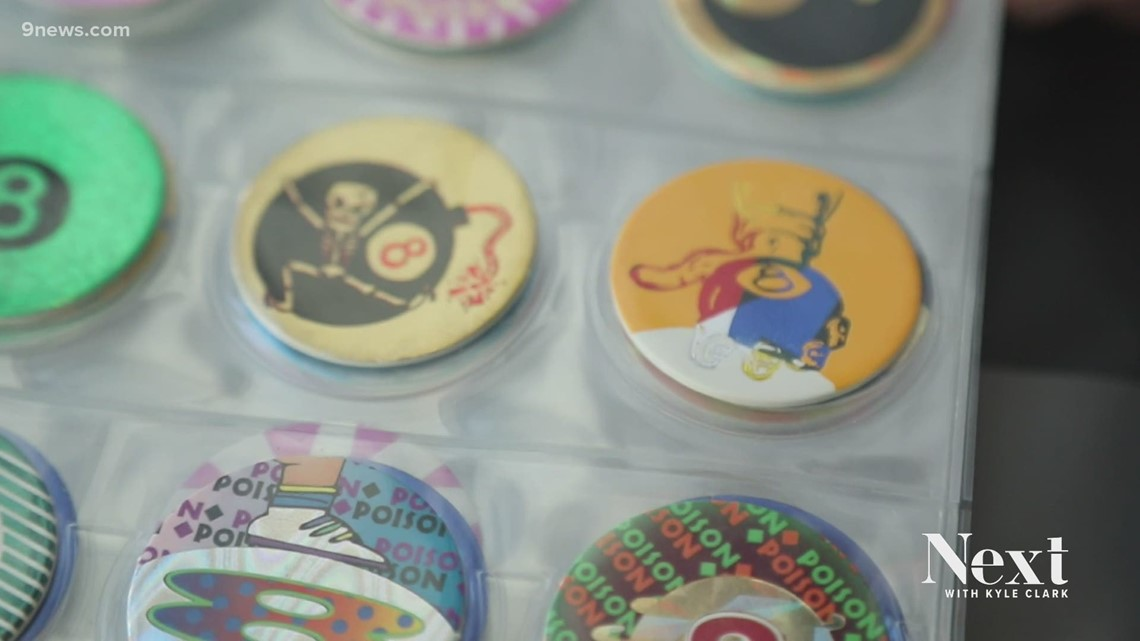Let out your inner 90s kid to visit Denver's pop up pog exhibit