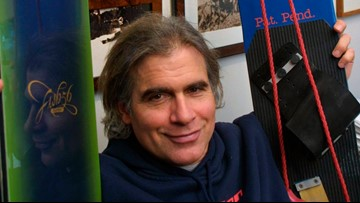 Snowboard pioneer Jake Burton Carpenter dies at 65