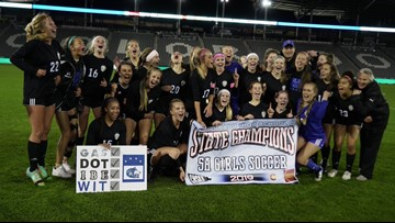 Grandview tops Arapahoe for 5A girls' soccer title